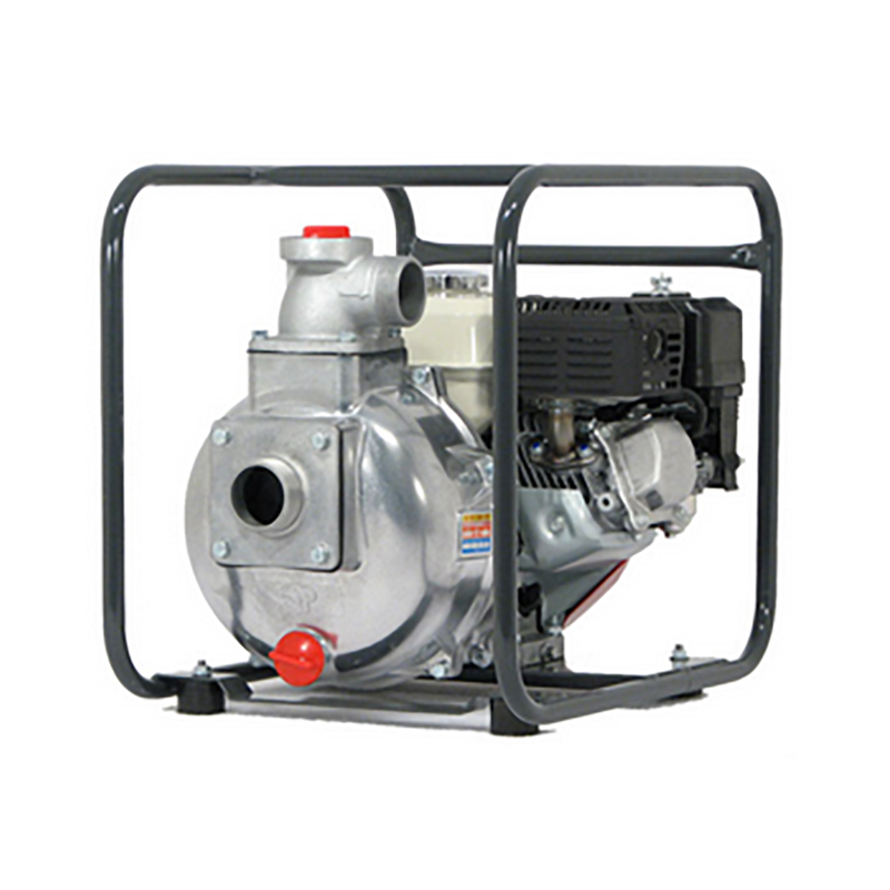 散水 高所 遠距離 給排水 スプリンクラー 高圧洗浄 防塵散水 放水 QP-205SR ロビン エンジン 2インチ高圧ポンプ(4サイクルエンジン) マツサカ 防J【代引不可】