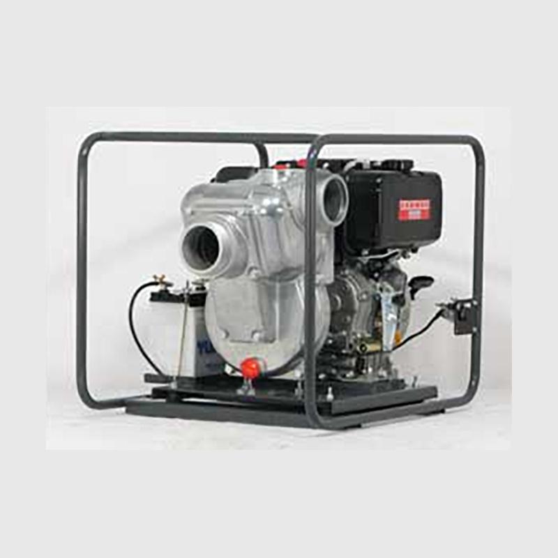 散水 高所 遠距離 給排水 4インチ高圧ポンプ(空冷ディーゼルエンジン) QP-402SLD クボタ エンジン マツサカエンジニアリング 防J【代引不可】