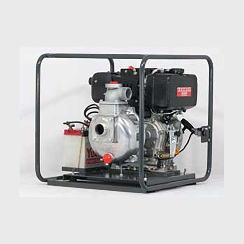 散水 高所 遠距離 給排水 QP-T205SLTD クボタ エンジン 2インチ高圧ポンプ(空冷ディーゼルエンジン) マツサカエンジニアリング 防J【代引不可】