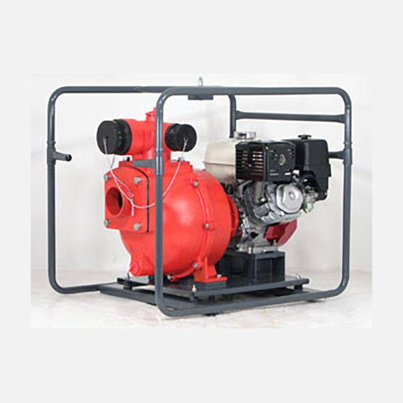 散水 高所 遠距離 給排水 洗浄 高圧 ポンプ QP-T405SLT 4インチ高圧ポンプ(4サイクルエンジン) マツサカエンジニアリング 防J【代引不可】