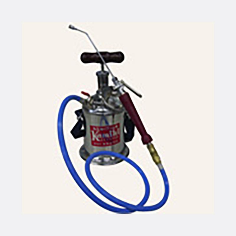噴霧機 神木製作所 オール真ちゅう製 ホルモン剤専用噴霧機 (蓄圧式) ホルモンスプレー HGS-055 タンク容量 1.05L 重量 0.95kg 安定型 防J【代引不可】