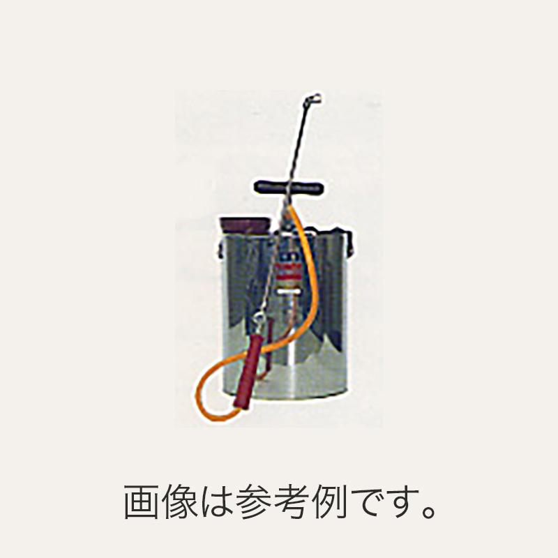 肩掛型噴霧機 (ステンレス) 特SB-601T タンク容量 10L 重量 3.2kg ワン皮式 伸縮無し普通ノズル 神木製作所 防J【代引不可】