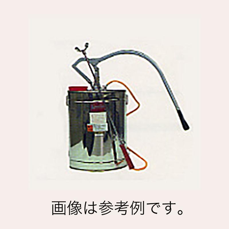 ハイノー半自動噴霧機 (ステンレス) S-8 タンク容量 14L 重量 5.0kg 噴霧機 神木製作所 防J【代引不可】