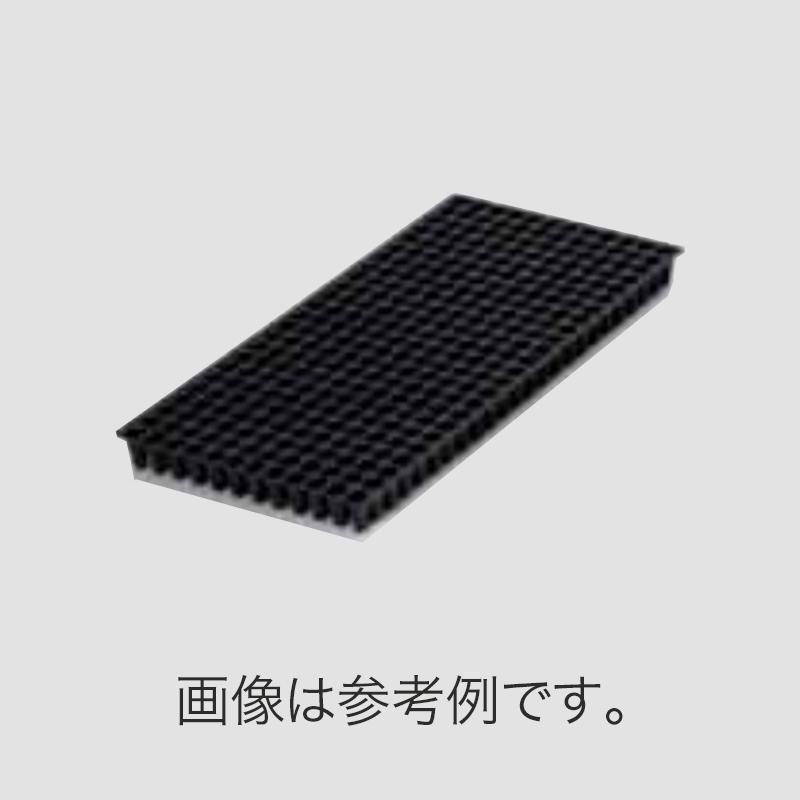北海道配送不可 100枚 機械用 プラグトレー TKトレー 200穴 300×590 白黒 高さ44mm 園芸 プラスチックトレー 鉢 明和 明W 代引不可