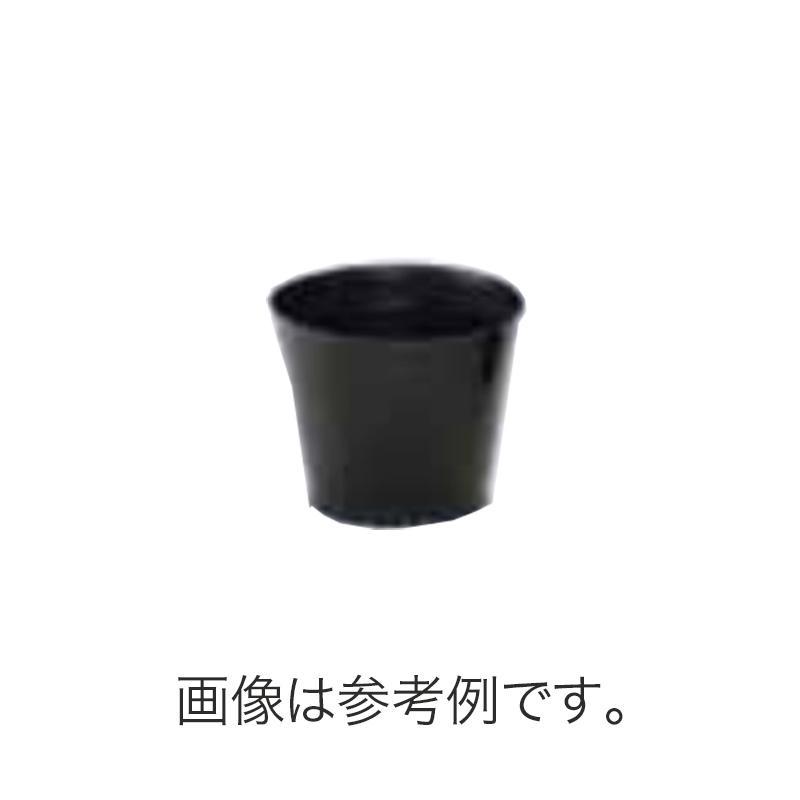 【北海道配送不可】【750枚】 #1306 内容器 4.5寸 黒 外径135mm 高さ110mm 園芸 プラスチックポット 鉢 明和 明W 【代引不可】
