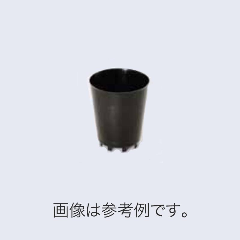 【北海道配送不可】【1000個】 #1426 特殊Pポット 2.9寸 黒 外形86mm 高さ100mm 園芸 プラスチックポット 鉢 明和 明W 【代引不可】