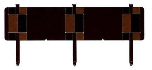 【個人宅不可・現場入不可】 土留鋼板 とまるくん 本体のみ 10枚組 ダークブラウン色 ニッケンフェンス&メタル 共B【代引不可】