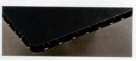 プラパール 黒 3層品 PGPP Z 厚さ10mm×幅1600mm×長さ2300mm 川上産業 カ施【代引不可】