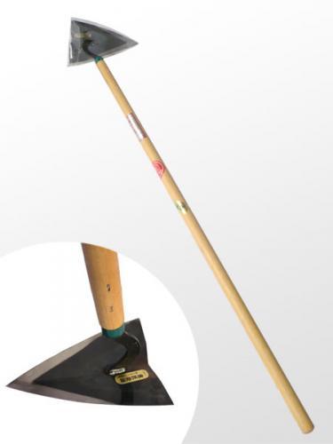 姫鍬 シリーズ 三角シャープル DNZZ 4尺柄付 堤製作所 お得セット 特別セール品