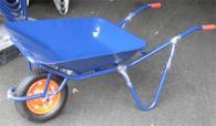 【離島配送不可】 【大型配送】一輪車 ネコ (農業用 園芸用) -鉄製 2才積 浅型 シN直送