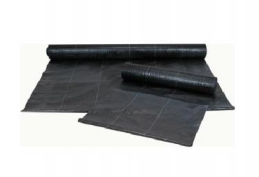 【4年耐久】 高質 防草シート (黒) 幅 2mx 100m 耐久年数 約5年 シN直送