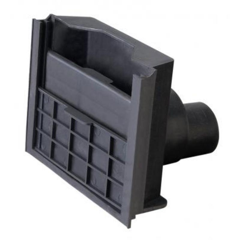 【4個】 水番 スマートタイプ 黒( 田 田んぼ の 水位 調整 水門 、 水田 用 排水口 吸水口 取水栓 ) サンポリZ