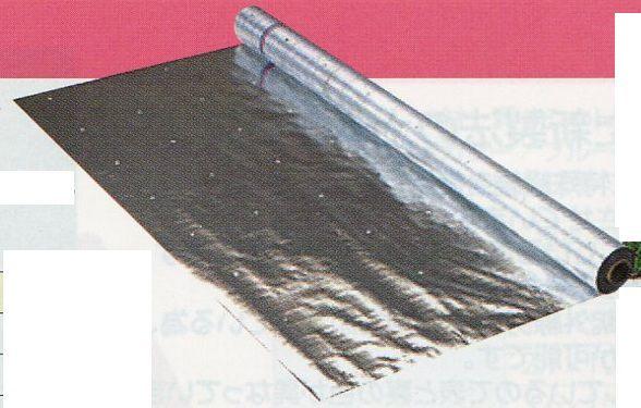強力アルミ反射クロス 0.16mm厚×1.5m×50m 2本入 萩原工業 萩工製 農業用反射シート 萩原工業 萩工 【代引不可】