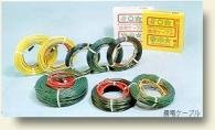 農電ケーブル 3-1000 ( 三相200v 1000w 120m ) 農業用 三相 200v 電線 電気ケーブル 配線ケーブル 温床線 ケーブル タ種DNZZ