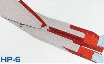 ひっぱりくん オプション LPアタッチメント HP-6用(53mm) タ種【代引不可】