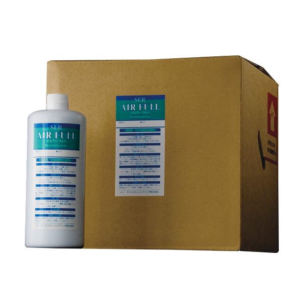 消臭剤エアーフル [ 100%天然抽出液 消臭剤 ] 18L サンエスエンジニアリング オK【代引不可】