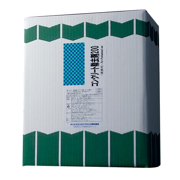 コンクリート 除去剤 #250 [ 機械 車両 についたコンクリートを強力に除去する 洗浄剤 ]18L サンエスエンジニアリング オK【代引不可】
