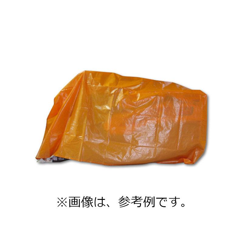 コンバインカバー D型 オレンジ 3条~4条刈用 幅1800×長さ4100×高さ1600mm ケーエス製販 ケS 【代引不可】個人宅可