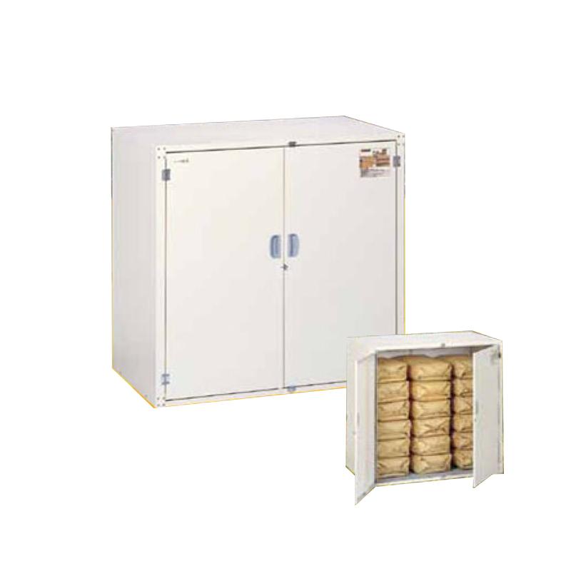 米保管庫 こめっ庫 スタンダードタイプ RSE-T18C 組立式 米 保管 多目的収納 家庭用 エムケー精工 金T 代引不可