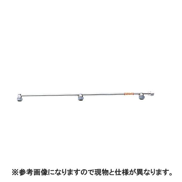 セラミック 茶 用 4頭口 ( G1/4 ) (201432) ヤマホ 工業 防J【代引不可】