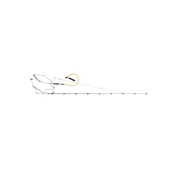 片持 ブーム G型 8頭口 ウキアガリ スズラン タイプ ( G1/4 ) (121756) ヤマホ 工業 防J【代引不可】
