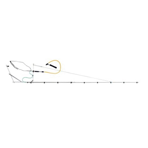 片持 ブーム G型 10頭口 キリナシ 除草 タイプ ( G1/4 ) (142092) ヤマホ 工業 防J【代引不可】