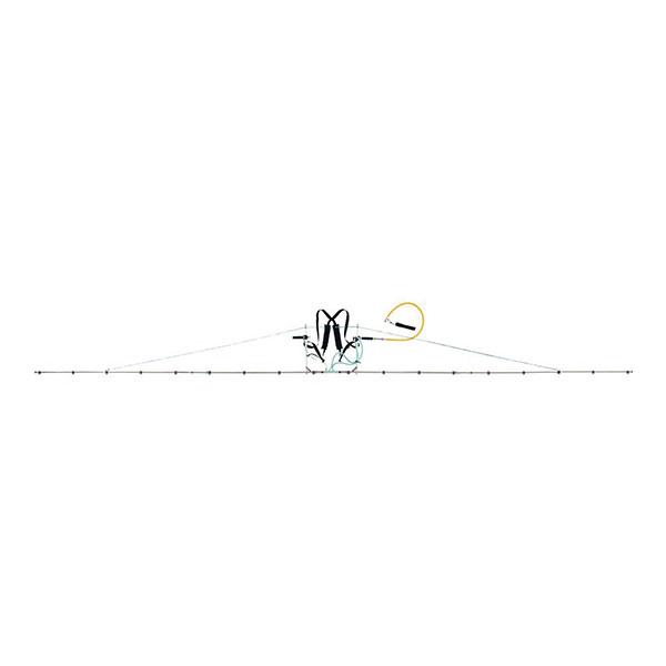 中持 ブーム G型 18頭口 新 広角 スズラン タイプ ( G3/8 ) (121754) ヤマホ 工業 防J【代引不可】