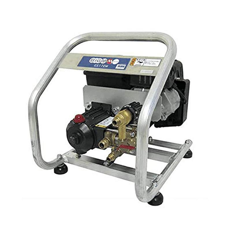 動力噴霧機 4サイクルエンジンセット動噴 GS17EB BIGM オK【代引不可】