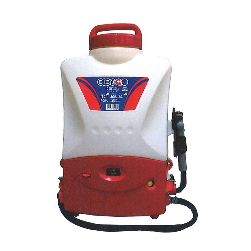 バッテリー動噴 GSB150Li BIGM 噴霧機 オK【代引不可】
