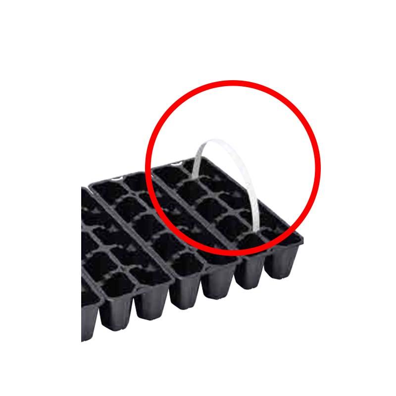 【3,600枚】 #4512 苗パック 10連用吊手 園芸 プラスチックトレー 鉢 明和 明W 【代引不可】