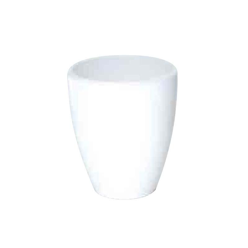 【6個】 #1531 プラスチックポット SKシリーズ 10寸 白 外径273mm 高さ330mm 鉢 明和 明W 【代引不可】