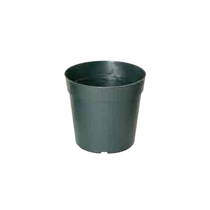 【900個】 #1261 プラスチックポット Nシリーズ N 40 モスグリーン 外径120mm 高さ107mm 緑 鉢 明和 明W 【代引不可】