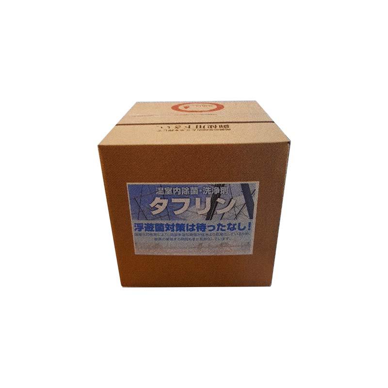 【個人宅配送不可】【180kg】 温室内除菌・洗浄剤 タフリン (18kg×10箱) グリーンラボラトリー サT 【代引不可】