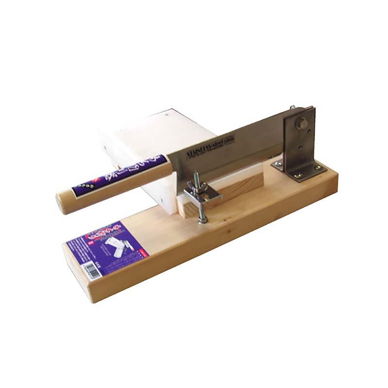 かきもち用 もち切り器 (小) A-214 ウエダ製作所 餅 モチ カッター 三冨D