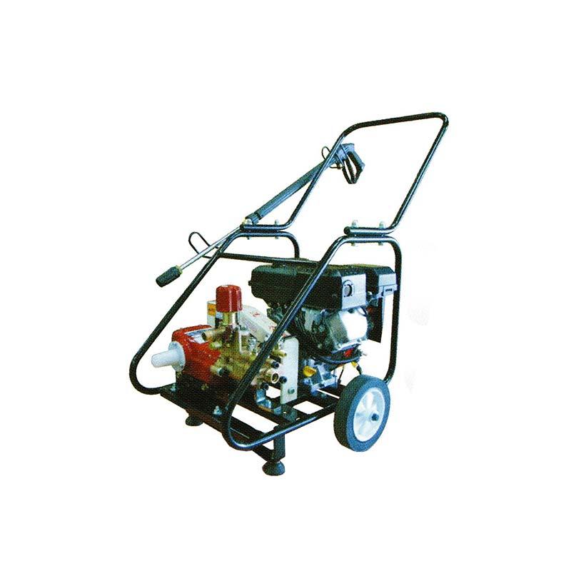 ハツタ 農機洗浄機 HW52 (防除兼用タイプ) 初田工業 高圧洗浄機 散布 洗浄 動噴 噴霧機 防J【代引不可】