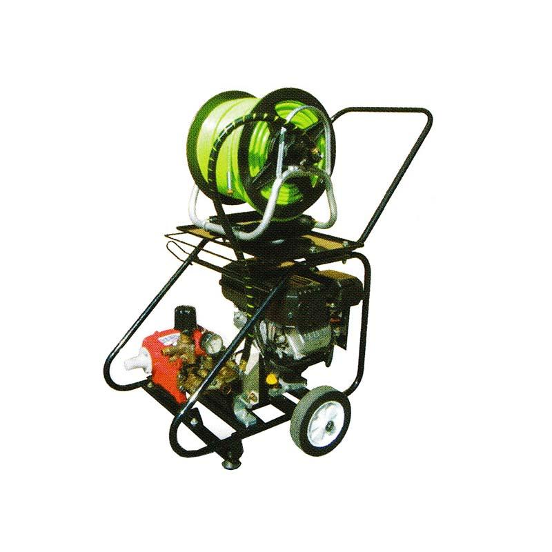 ハツタ 農機洗浄機 HW53 (防除兼用タイプ) 初田工業 高圧洗浄機 散布 洗浄 動噴 噴霧機 防J【代引不可】