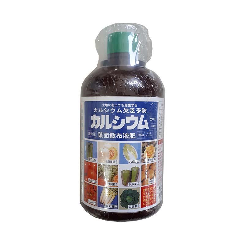 [24本] カルシウム 500cc アミノール化学 カルシウム欠乏予防 即効性葉面散布液肥 濃縮液体肥料 活力液肥 液体肥料 液肥 タ種 代引不可
