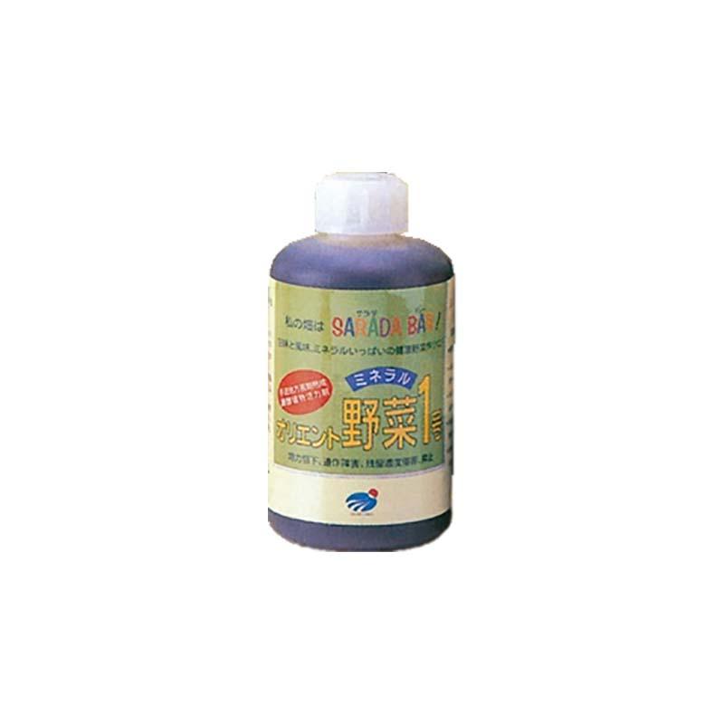 [24個] オリエント野菜1号 250cc 熟成アミノ酸 熟成発酵液 ミネラル 連作障害抑止 液肥 サングリーンオリエント タ種 代引不可