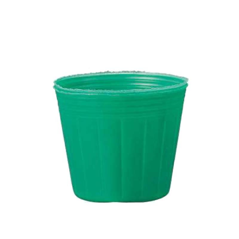 豊富なカラーバリエーション!東海化成のカラーポット 5000個 15cm 緑 TO カラーポット ポリポット 東海化成 京G 代引不可