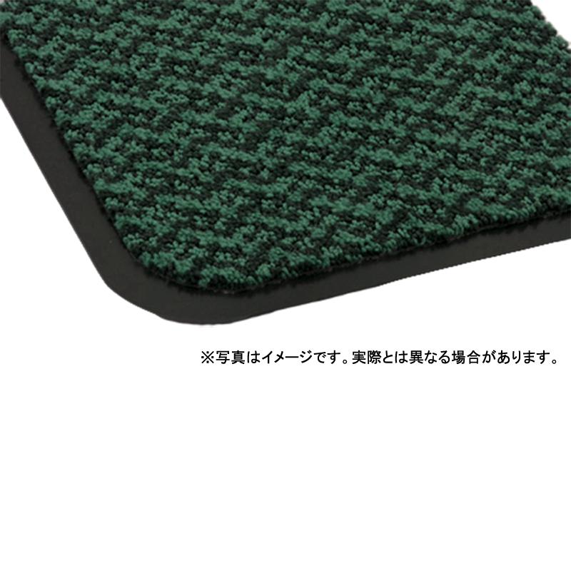 【個人宅配送不可】 テイクマット 12号 90 × 120 (cm) 色:グリーン 導電繊維 機能性 カーペット 大一産業 共B 【送料無料】 【代引不可】