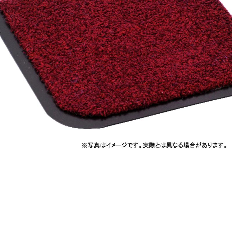 【個人宅配送不可】 シルビアマット 40号 150 × 240 (cm) 色:赤 汎用性 サイズ多彩 カーペット 大一産業 共B 【送料無料】 【代引不可】