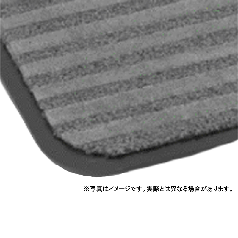 【個人宅配送不可】 吸水ストライプマット 18号 90 × 180 (cm) 色:灰 吸水性 パブリックスペースに最適 カーペット 大一産業 共B 【送料無料】 【代引不可】