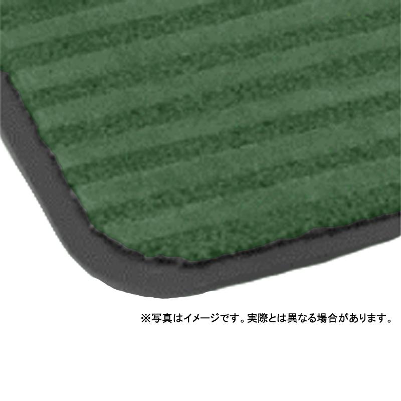 【個人宅配送不可】 吸水ストライプマット 18号 90 × 180 (cm) 色:緑 吸水性 パブリックスペースに最適 カーペット 大一産業 共B 【送料無料】 【代引不可】