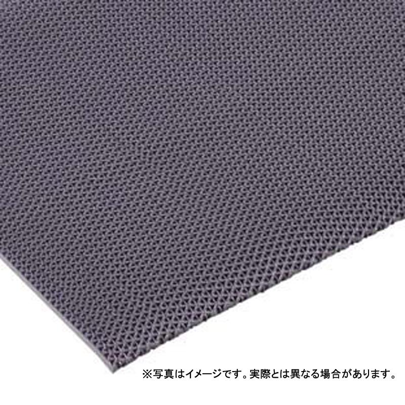 【個人宅配送不可】 エントラップ・エキストラ 60 × 90 (cm) 色:灰 オープンZ型構造 ハードユースタイプ カーペット 大一産業 共B 【送料無料】 【代引不可】