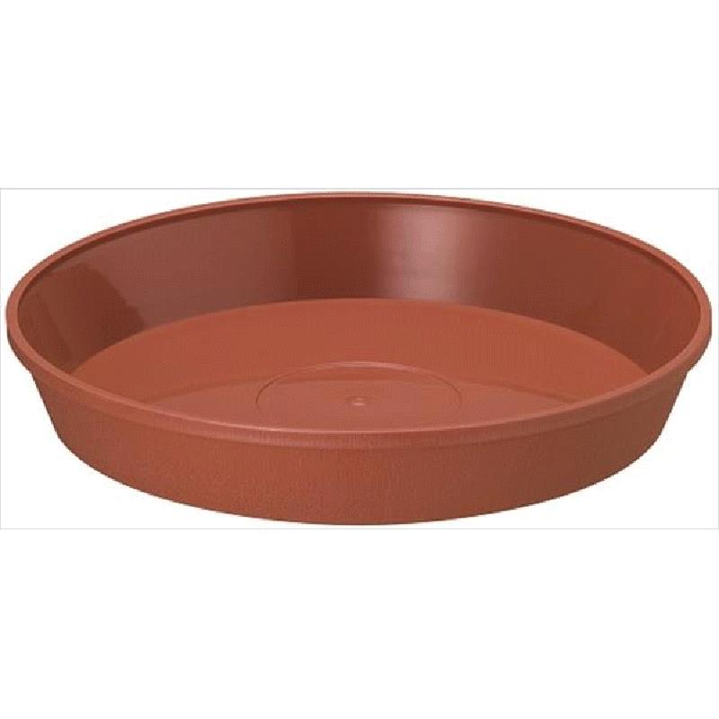 60個 フレグラープレート 30型 ブラウン ポット 鉢 おしゃれ ガーデニング 素焼き感 ヤマト タ種 代引不可 大和
