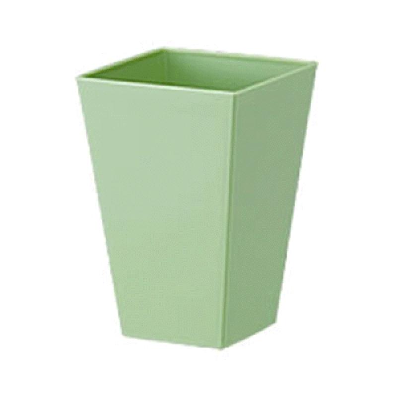 【80個】 クエンチハイポット 4号 アッシュグリーン ポット 鉢 おしゃれ ガーデニング インドア ヤマト タ種 【送料無料】【代引不可】 大和