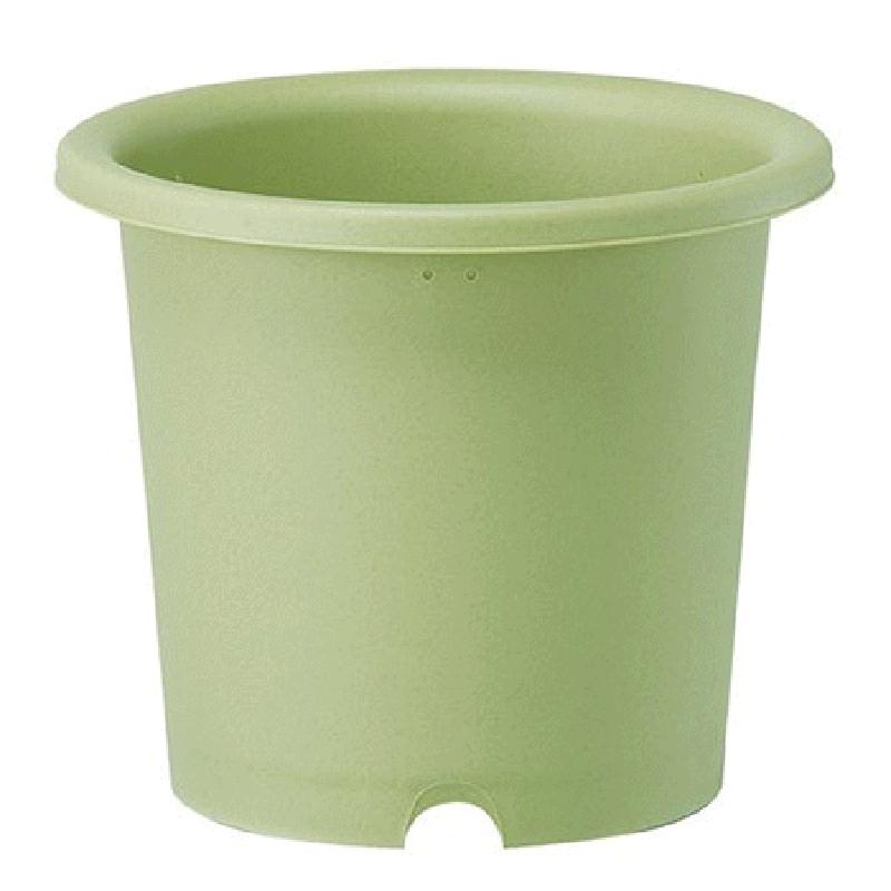 40個 菜園鉢 8号 グリーン ポット 鉢 野菜用 水はけ 通気性抜群 ヤマト タ種 代引不可 大和