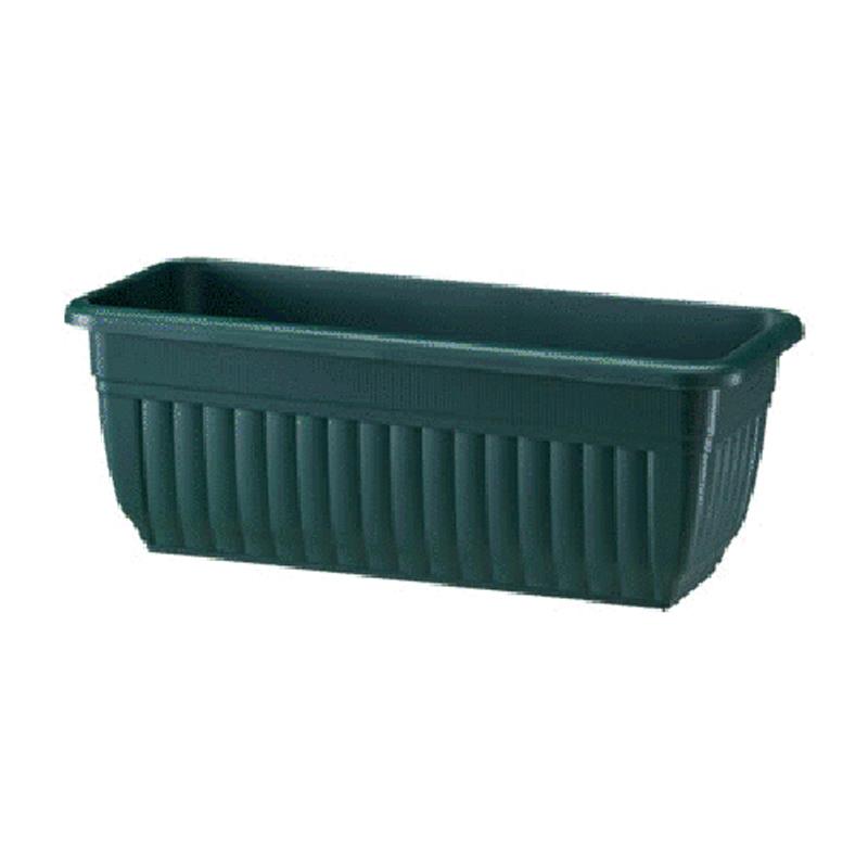 【30個】 NBプランター 65型 ダークグリーン ポット 鉢 落ちついた色 植物が引き立つ ヤマト タ種 【送料無料】【代引不可】 大和