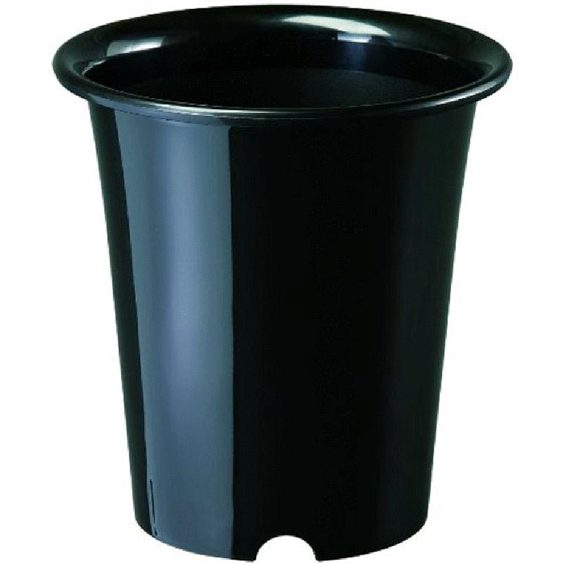 40個 洋ラン鉢 8号 ブラック ポット 鉢 洋ラン用 専用鉢 ヤマト タ種 代引不可 大和