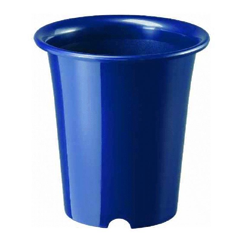 40個 洋ラン鉢 5号 ブルー ポット 鉢 洋ラン用 専用鉢 ヤマト タ種 代引不可 大和